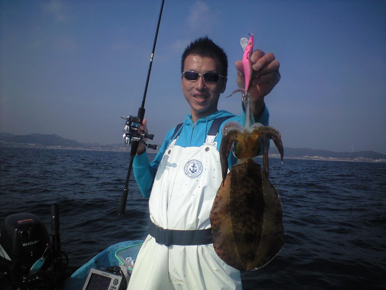 ◆三浦海岸 スパイラル釣行◆